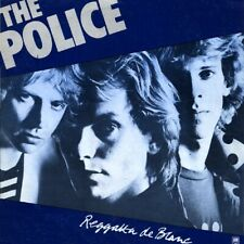 THE POLICE - Regatta De Blanc (180G Vinyl LP) 2019 A&M 804608 NEW/SEALED/ crease