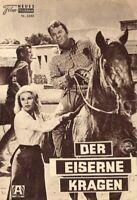 NFP 3.390 – Audie Murphy - DER EISERNE KRAGEN – Audie Murphy 1963 WESTERN