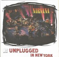 Nirvana - Unplugged In New York CD album