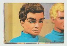 Original 1967 Spanish Gerry Anderson Thunderbirds Stamp #77 Scott Tracy