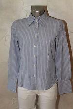 jolie chemise rayée cintrée femme TOMMY HILFIGER taille 38 (6) EXCELLENT ÉTAT