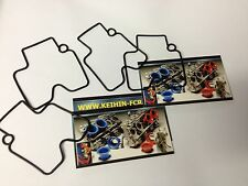 4 Cuve Joints / Keihin Fcr / ZX7 ZX9 ZX11 R1 R6 CBR FZR Gsxr Hrc Exup