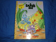 "Vintage 1998 Golden Books ""A Bug's Life"" Coloring Book"