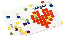 giffgaff official mobile sim card with £5 Free Credit + free post