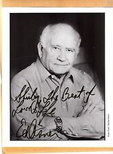 Ed Asner-signed photo-8