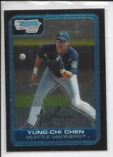 Yung-Chi Chen 2006 Bowman Chrome Prospects #64 Mariners