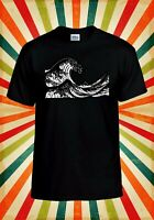 The Great Wave off Kanagawa Hokusai Men Women Vest Tank Top Unisex T Shirt 2452