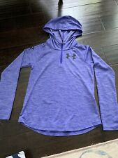 USAG USA GYMNASTICS Under Armour Heatgear HOODIE youth Medium loose fit