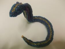 Serpent en scoubidou fait main!