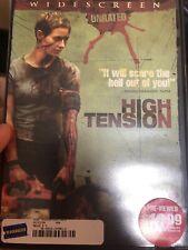 High Tension DVD