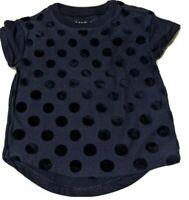 Infant /& Toddler Girls Super Stretch Shorts Cat /& Jack ~ Blue Dot 531375