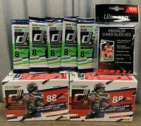 2020 Panini Donruss NFL Football Blaster Box + Gravity Pack LOT Target Exclusive