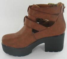 Chaussures marrons moyens pour fille de 2 à 16 ans, pointure 28