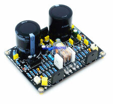 Assembled LM3886 + NE5532 DC Servo + dynamic feedback amplifier board 68W+68W