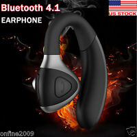 Wireless Bluetooth Headset Earphone SPORT Stereo Headphone For iPhone Samsung CA