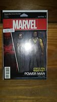POWER MAN AND IRON FIST #1 ACTION FIGURE LUKE CAGE EDITION  NM SHIPPED IN BOX