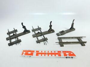 BW167-0,5# 3x Märklin Sp. 0 Bastler-Umschaltgleis/Umschalter für Uhrwerk-Betrieb
