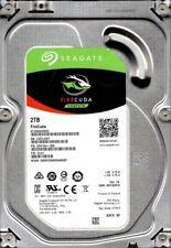 ST2000DX002 P/N: 2DV164-300 F/W: CC41 TK Z4Z Seagate FireCuda 2TB