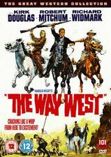 Way West 5037899059005 With Robert Mitchum DVD Region 2