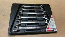 SNAP ON METRIC FLARE NUT DOUBLE END 6-PT WRENCH SET 6PC 9-21MM RXFMS606B