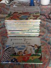 mes premiers pas vers la lecture - édition Hachette -lot de 25 livres