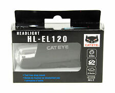 Cateye Bicycle Front Light Headlight HL-EL120