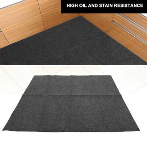 Non-Slip Waterproof Oil Mat Kitchen bathroom Stairs Floor Door Washable Rug