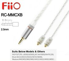 FiiO RC-MMCXB 2.5mm Connector Replacement Cable For DAP MMCX Balanced Earphones