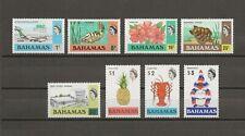 More details for bahamas 1978 sg 518/25 mnh cat £23