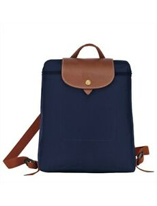 Authentic Navy Longchamp Backpack RRP 195 - EXPRESS POST