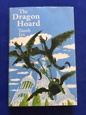 THE DRAGON HOARD - FIRST EDITION BY TANITH LEE
