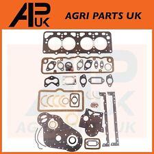 CASE INTERNATIONAL 580 F G Tractopelle 1294 1394 tracteur Complet Jeu Joints D'étanchéité Bas Head