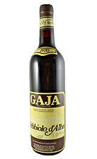 25 - Vino Rosso Vintage D.O.C. Gaja Nebbiolo d'Alba anno 1970 Sori del Turco Cn
