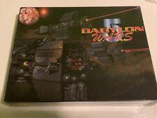 Babylon 5 Wars Box Set Agents Of Gaming BW 101 OOP 1997
