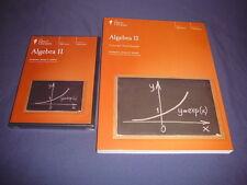 Teaching Co Great Courses   DVDs + Workbook      ALGEBRA II         brand new