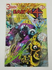 Comic Continuity Comics Earth 4 # 1 Vol.2