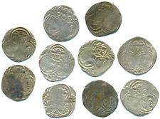 RDR-Salzburg, Lot v. 10 Silbermünzen 1523 bis 1538