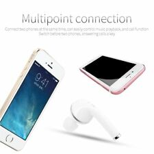 AURICOLARE BLUETOOTH CUFFIA WIRELESS MICROFONO SAMSUNG IPHONE 7 6 V4.1+EDR