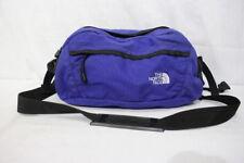THE NORTH FACE Blue Lumbar Hiking Bag W/Adjustable Straps, LARGE BAG-B81