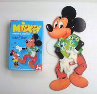 Jeu ancien Fernand Nathan pantin à monter Walt disney : Mickey complet