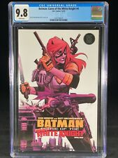 Batman: Curse of the White Night #4 CGC 9.8 2019 DC Comics SOLD OUT A207