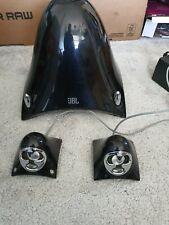 JBL Premium Creature II 2.1 High Quality Computer Speakers & Subwoofer Black