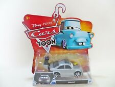 DISNEY PIXAR 'CARS' TOON 'MANJI'. MATTEL. MIB/BOXED/CARDED. #27