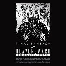 Brand new Heavensward FINAL FANTASY XIV Original Soundtrack Blu-ray Disc Music