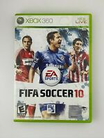 FIFA Soccer 10 - Xbox 360 Game - Tested
