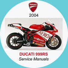 DUCATI 999RS 2003-2006 FULL SERVICE MANUAL A1