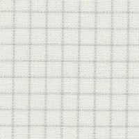 Zweigart White Easy Count 28 Easy Count Brittney Cotton Evenweave (Multiple Size