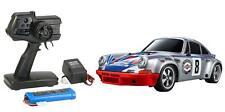 Tamiya Porsche 911 Carrera 1/10 XB No.166 RSR TT-02 Painted 2.4 GHz propo 57866