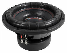 "American Bass ELITE-1244 2400w 12"" Competition Car Subwoofer 3"" Voice Coil/150Oz"