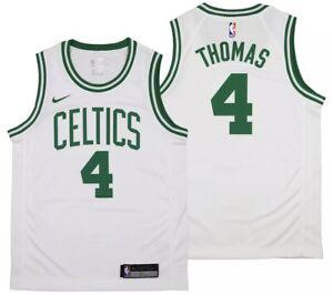 NIKE NBA Youth Boston Celtics Isaiah Thomas #4 Swingman Jersey, White